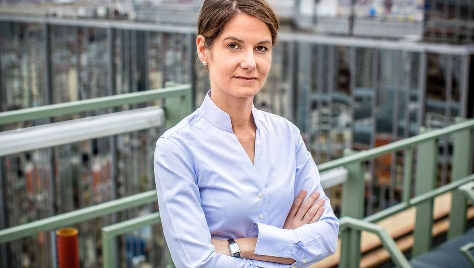 Bild-Chefredakteurin Tanit Koch: Immer Ärger mit Reichelt