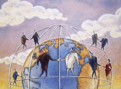 Ökonomischer Neustart: Kleinere Unternehmen, weniger Finanzmacht und mehr Menschen, die bei Schlüsselentscheidungen Verantwortung tragen