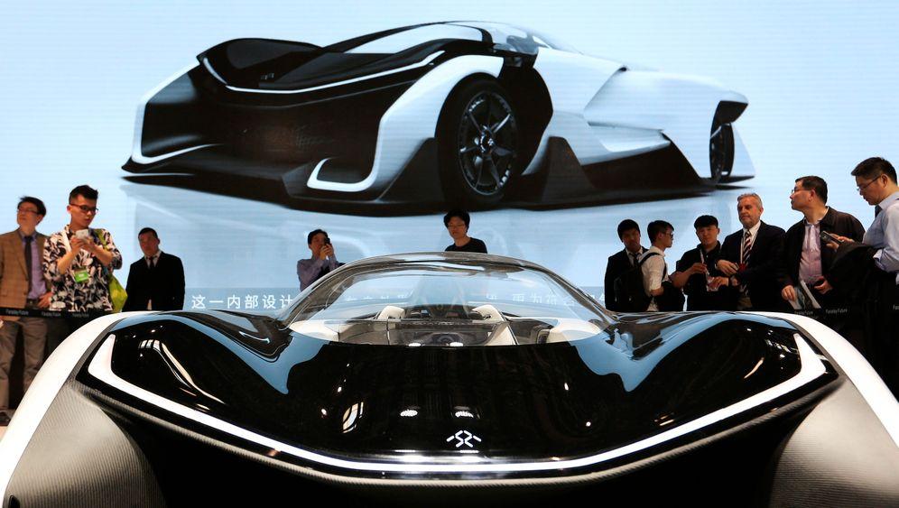 Elektroauto-Index: So surrt China der Autowelt davon