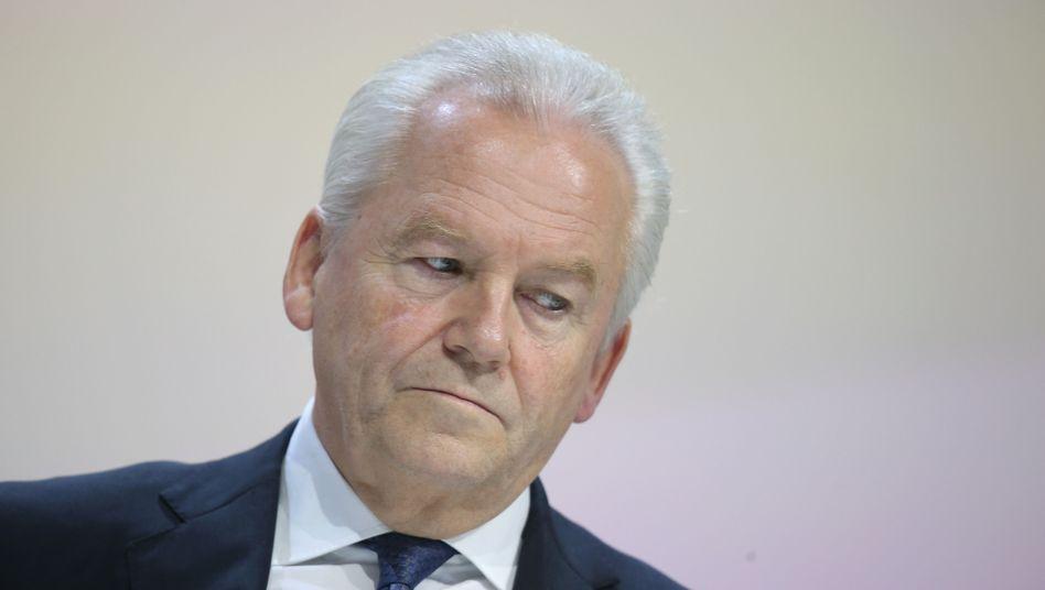 Bekommt er noch einmal eine Vertragsverlängerung: Bahn-Chef Rüdiger Grube.