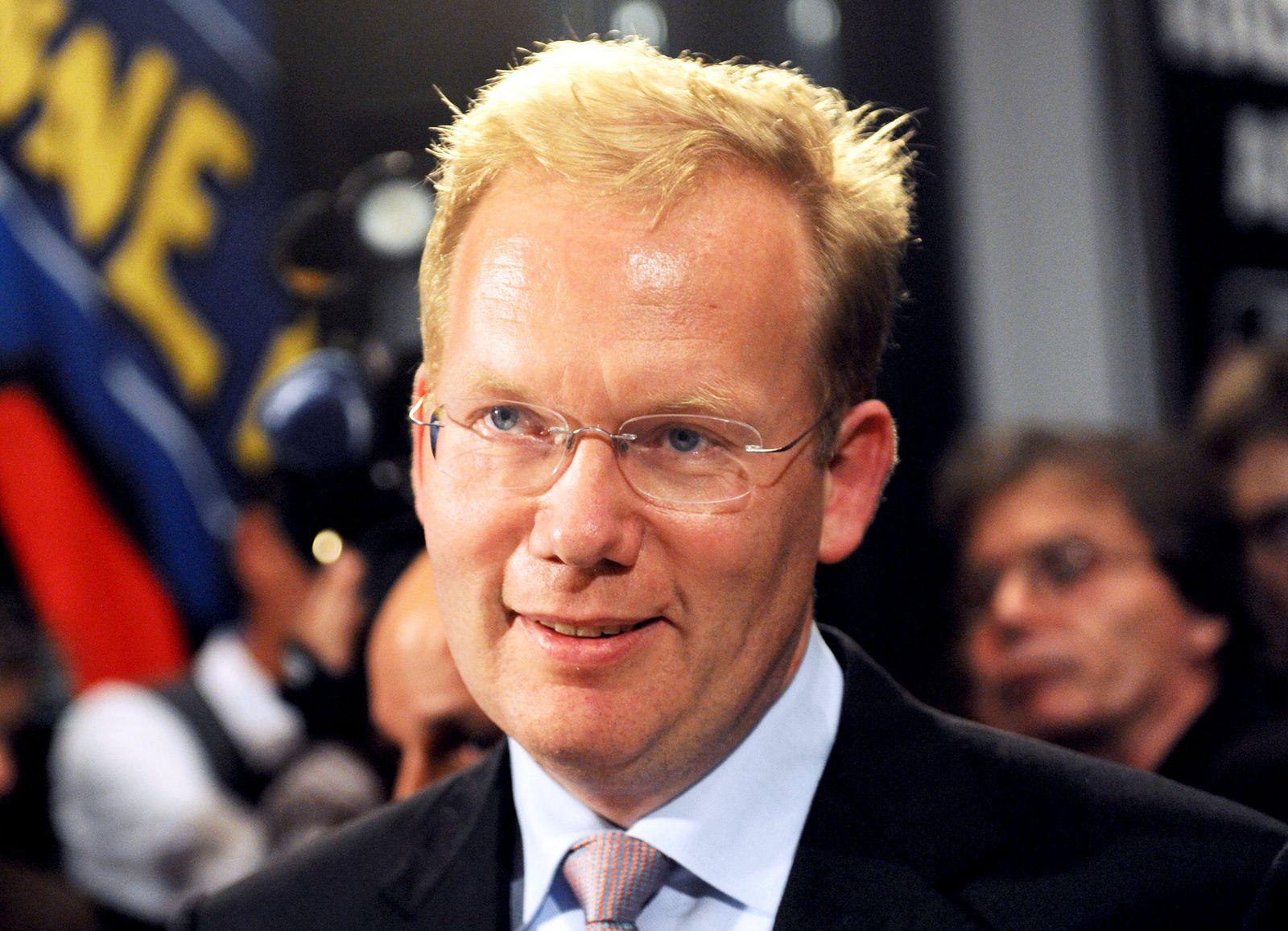 Sebastian Turner / Oberbürgermeister Stuttgart