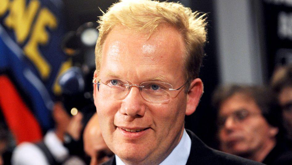 Sebastian Turner: Verlor bei der Wahl zum Oberbürgermeister der Landeshauptstadt Stuttgart gegen Grünen-Politiker Kuhn