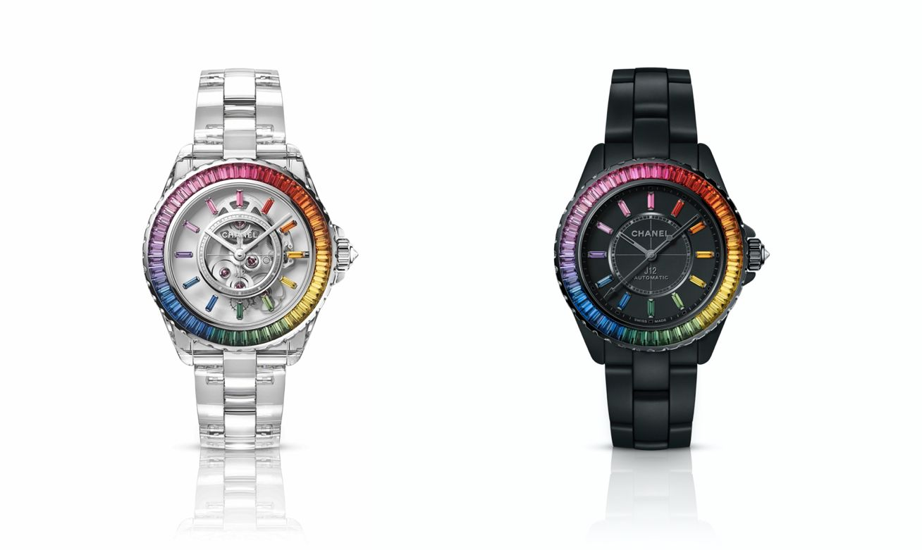 SIHH | Watches and Wonders | Chanel J 12 Electro