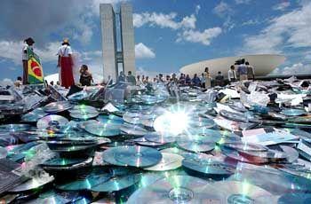 Begrenzt haltbar: CDs verlieren schon nach fünf Jahren einen Teil ihrer Daten