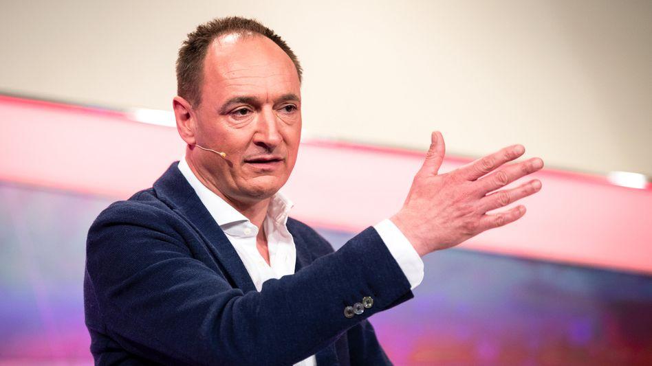 Max Conze: Der Chef von ProSiebenSat.1 enttäuscht die Märkte mit schwachen Zahlen und einem schwachen Ausblick