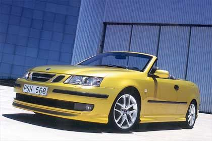 Saab 9-3 Cabrio: Fahrender Öffner