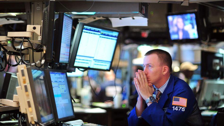Banger Blick: Die Wall Street sieht die Entwicklung der US-Wirtschaft mit Sorge