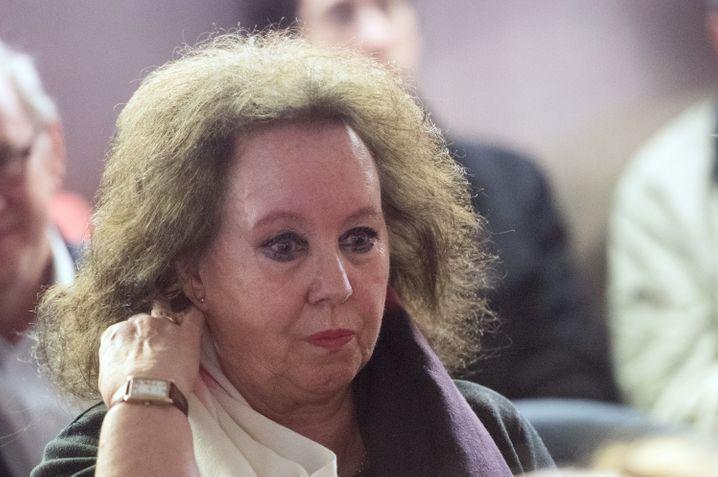 Christel Hoffmann, Ex-Betriebsratschefin