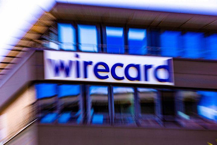 Wirecard-Zentrale in Aschheim bei München.