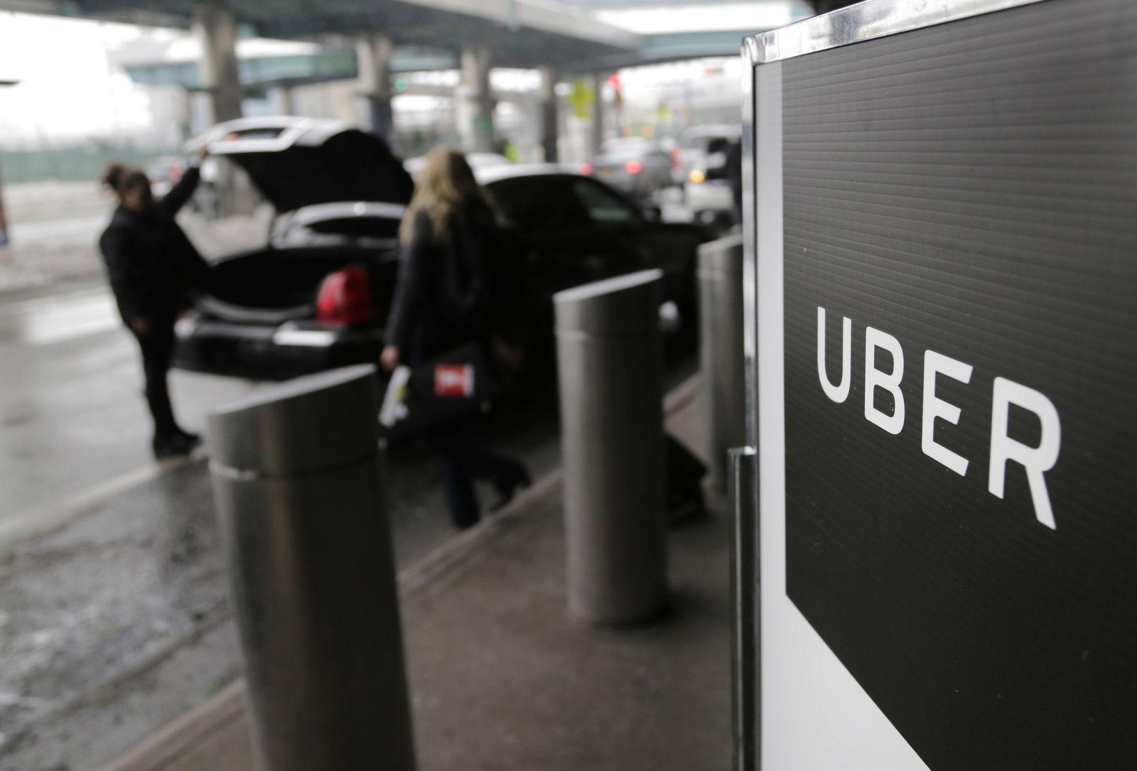 Bericht: Uber will Aktien zwischen 44 und 50 Dollar anbieten