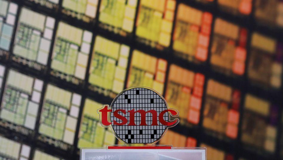 Begehrte Chips: Der taiwanische Hersteller TSMC ist der zentrale Lieferant der deutschen Automobilindustrie