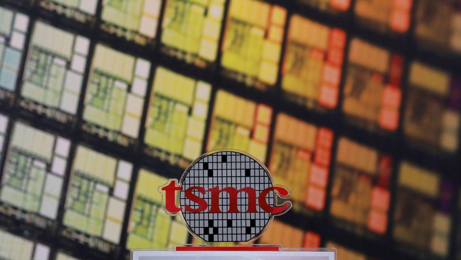 """TSMC: """"So viele Chips wie möglich für die Autoindustrie"""""""