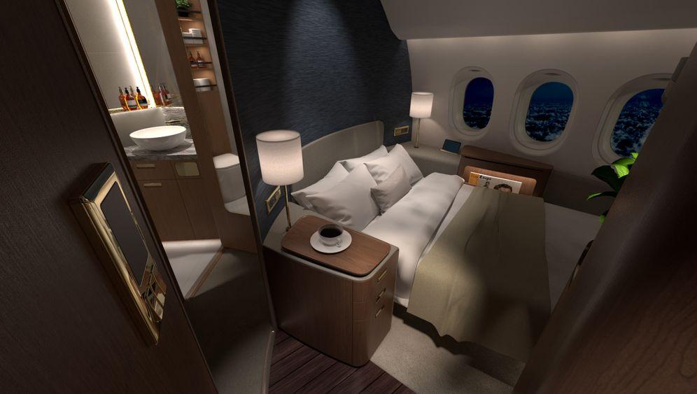 Flugzeuge: Die neuesten Innovationen für die Kabine