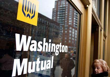 Schnell und billig verkauft: Die einst größte US-Sparkasse Washington Mutual klagt jetzt gegen den amerikanischen Einlagensicherungsfonds.