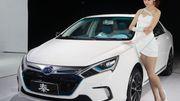 Elektroauto-Boom in China läuft an deutschen Herstellern vorbei