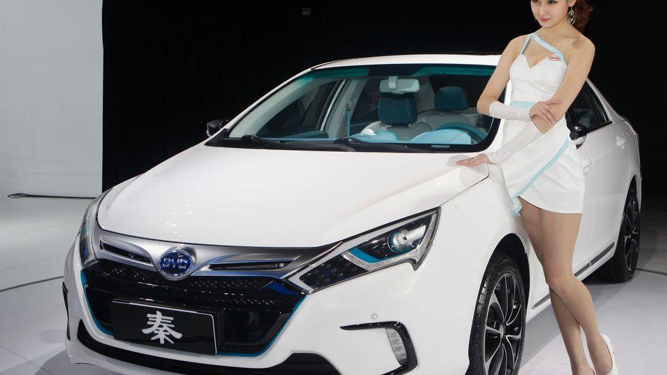 BYD Qin: Dieser Plugin-Hybrid mit 70 Kilometern Elektro-Reichweite ist derzeit Chinas bestverkauftes Elektroauto