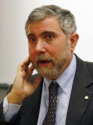 """Nobelpreisträger Krugman: """"Näher an einer Deflation als jemals seit der Weltwirtschaftskrise"""""""