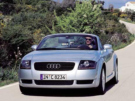 Audi TT auf Erfolgskurs