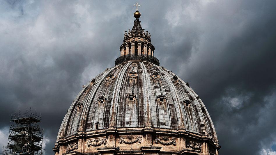 St. Peters Basilica in Vatikan Stadt: