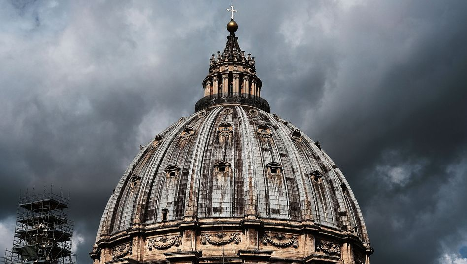 St. Peters Basilica in Vatikan Stadt:
