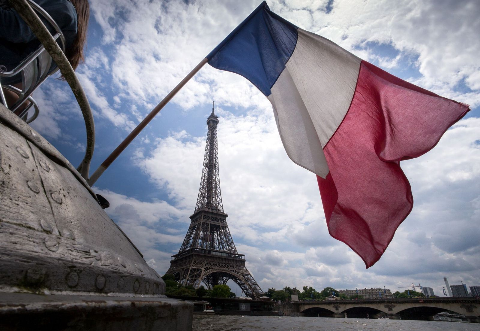 Quiz / Frankreich / Fahne