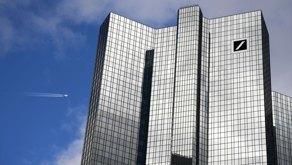 Die Deutsche Bank fühlt sich nach Vorstandsangaben finanziell ausreichend gut kapitalisiert