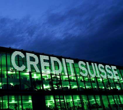 Credit Suisse: Übernimmt SPS den Konkurrenten Jelmoli, dürfte die Schweizer Großbank mehrfach profitieren
