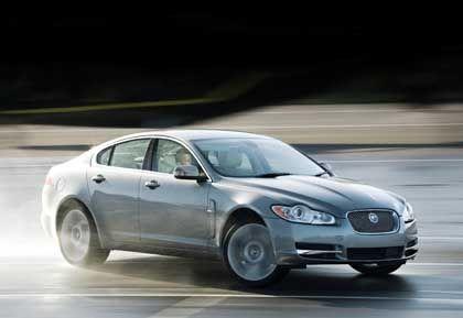 Angriff auf den Lexus: Jaguar will mit dem neuen XF besonders bei US-Fahrern punkten