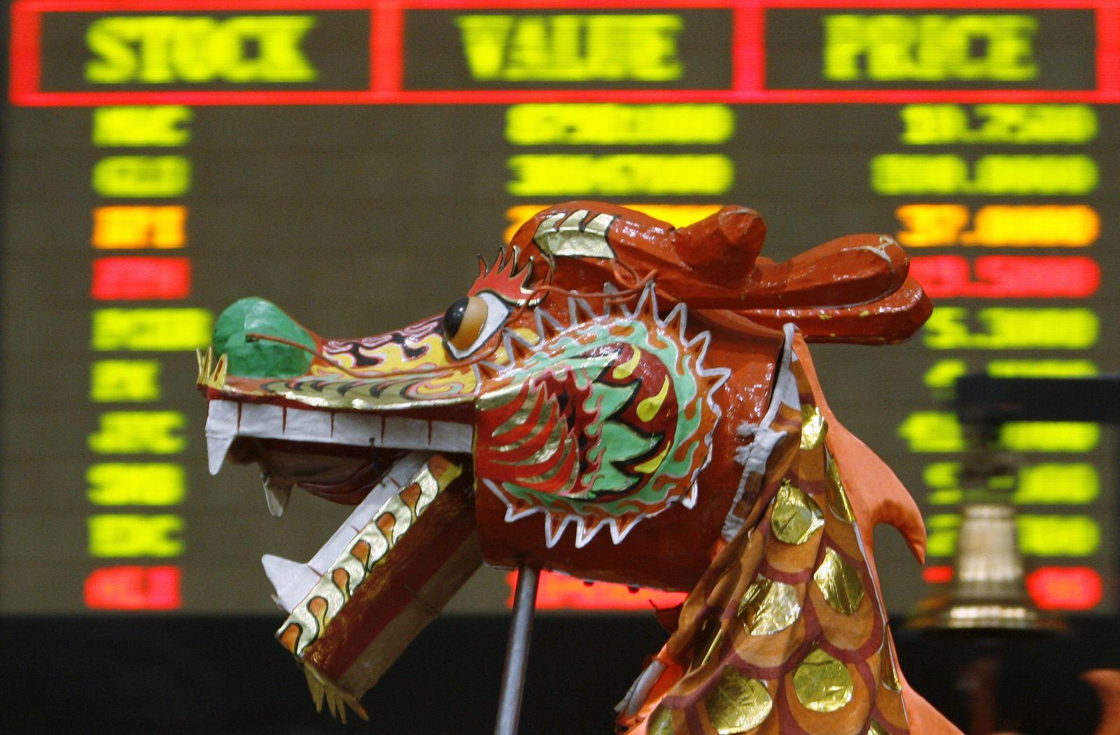 Philippinen / Chinesisches Neujahr / Börse