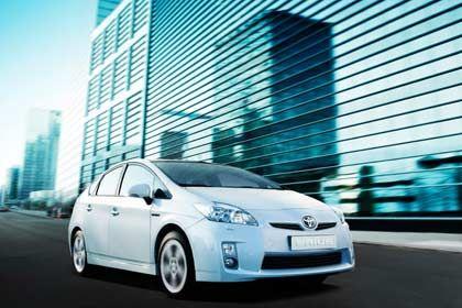 Toyota Prius: Auch das Vorzeige-Hybridmodell ist von der Aktion betroffen