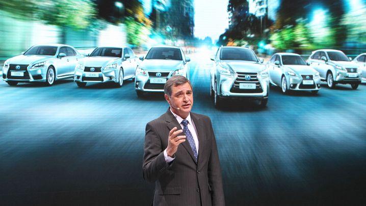 Manager-Umfrage auf der IAA: Wer sind in zehn Jahren die größten Autohersteller?