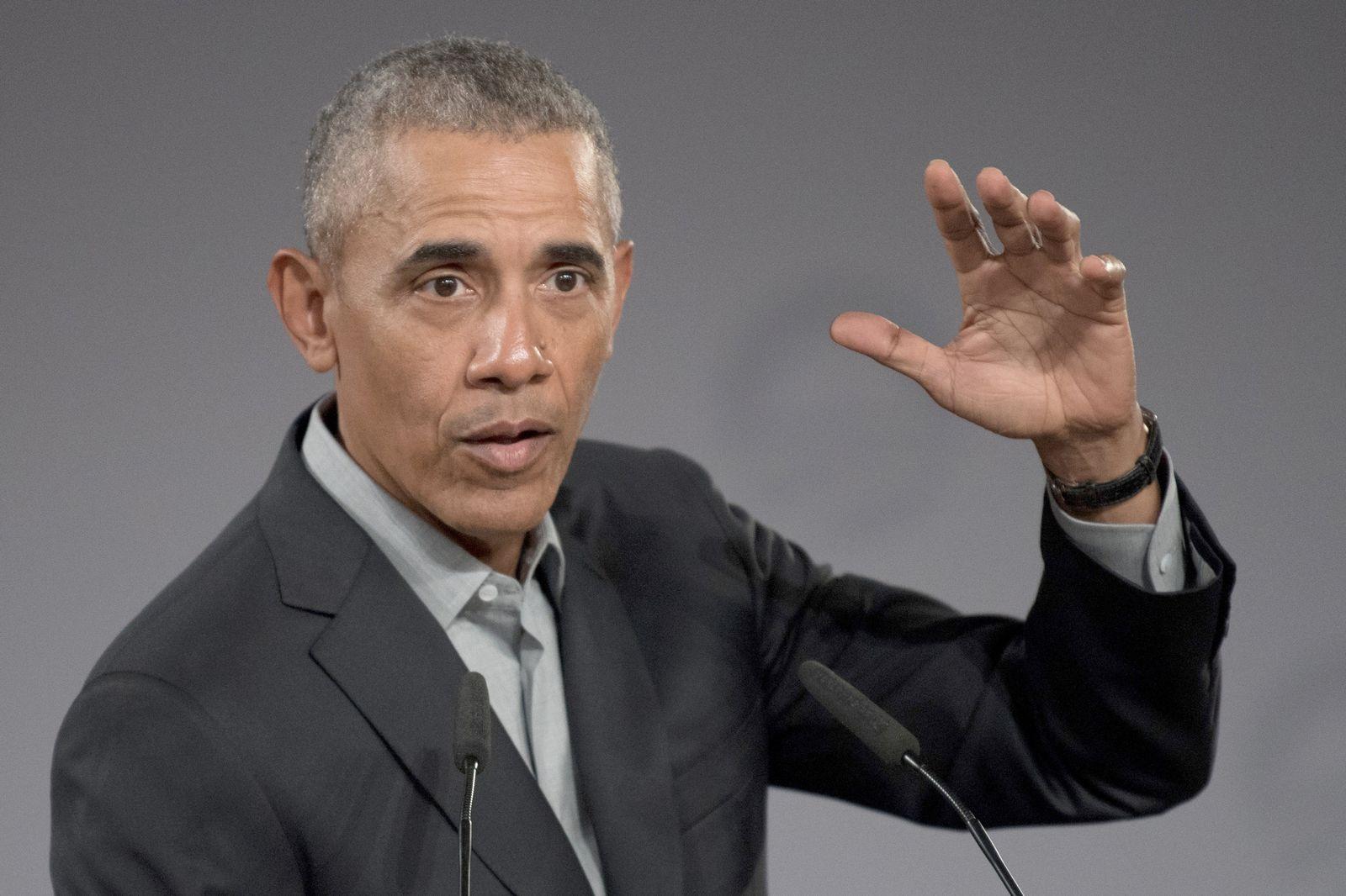 Obama verurteilt Sprache des Hasses