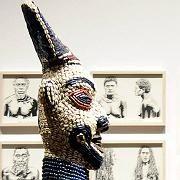 König aus Kamerun: Diese ausdrucksstarke Figur stammt vermutlich aus dem 19. Jahrhundert