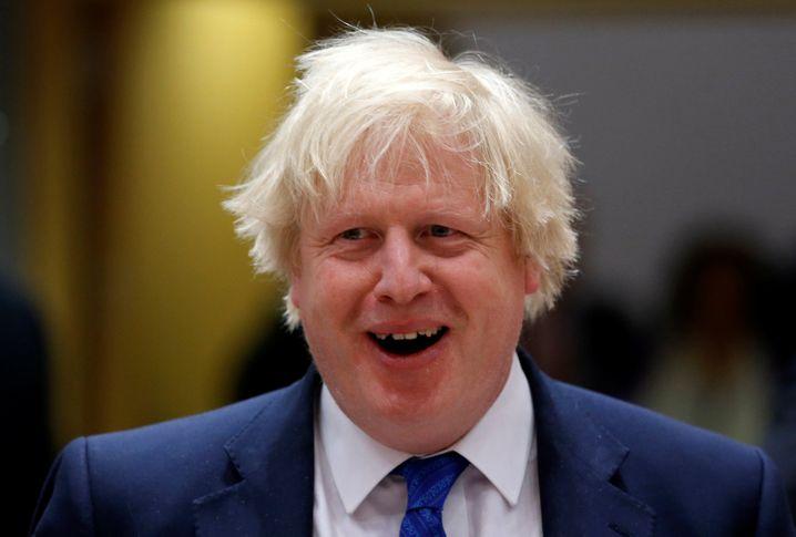 Boris Johnson: Ruf nach der Kavallerie