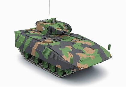Schützenpanzer Puma: Überzeugende Argumente für eine neue Kreditlinie