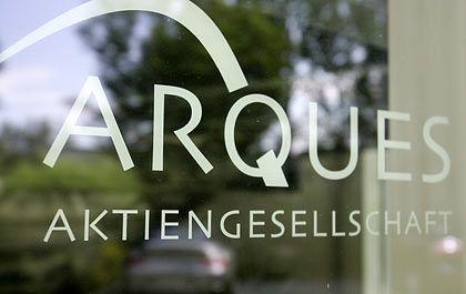Hohe Verluste: Die Beteiligungsgesellschaft Arques steht vor schwierigen Zeiten
