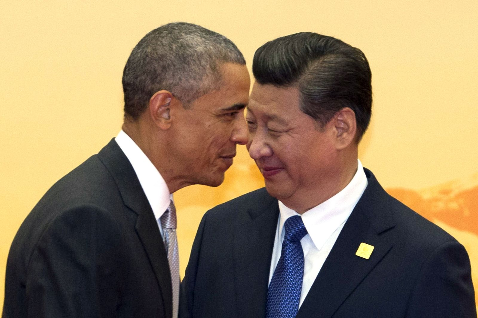 Barack Obama Xi Jinping APEC-Gipfel