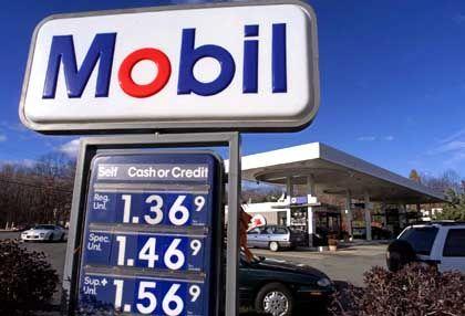 Exxon Mobil: Historisches Quartalsergebnis