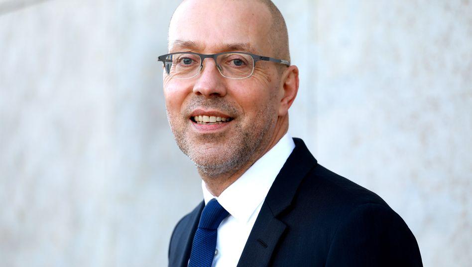 Krisenerfahren: Jörg Asmussen