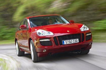 Sorgt für Zuwachs:Porsche Cayenne GTS