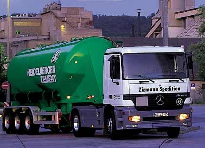 HeidelbergCement: Für 2005 fallen die Prognosen zurückhaltend aus