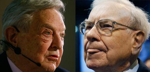 Buffet / Soros
