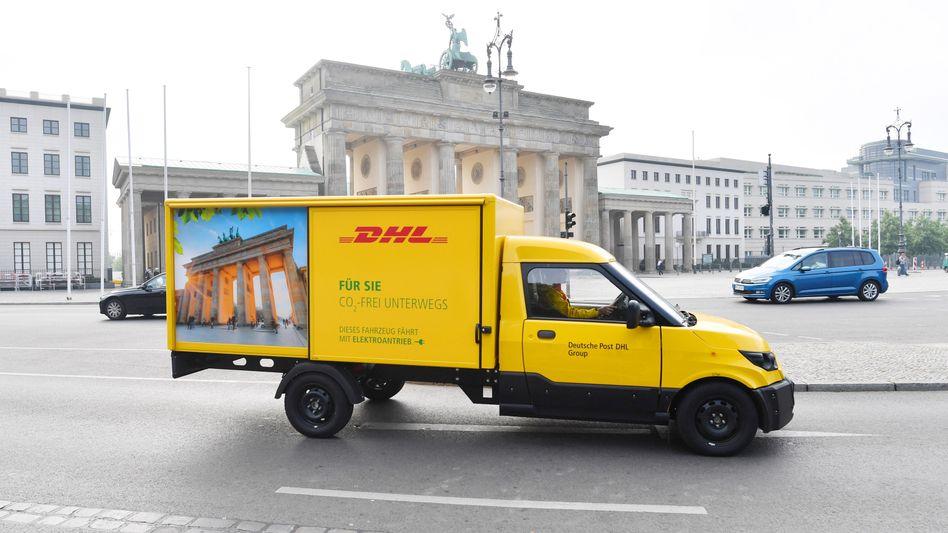 Deutsche Post überprüft Streetscooter - Lieferung verbrannt