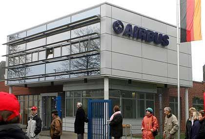 Airbus-Werk in Varel: Der Bremer OHB-Konzern plant offenbar einen Einstieg