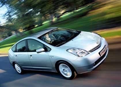 Toyota Prius: Mit diesem Hybridmodell mischt Toyota den Automarkt auf