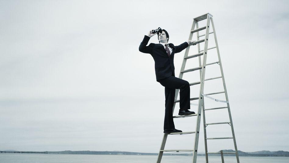 Karrierechance: Die Job-Aussichten für Hochschulabsolventen sind deutlich gestiegen