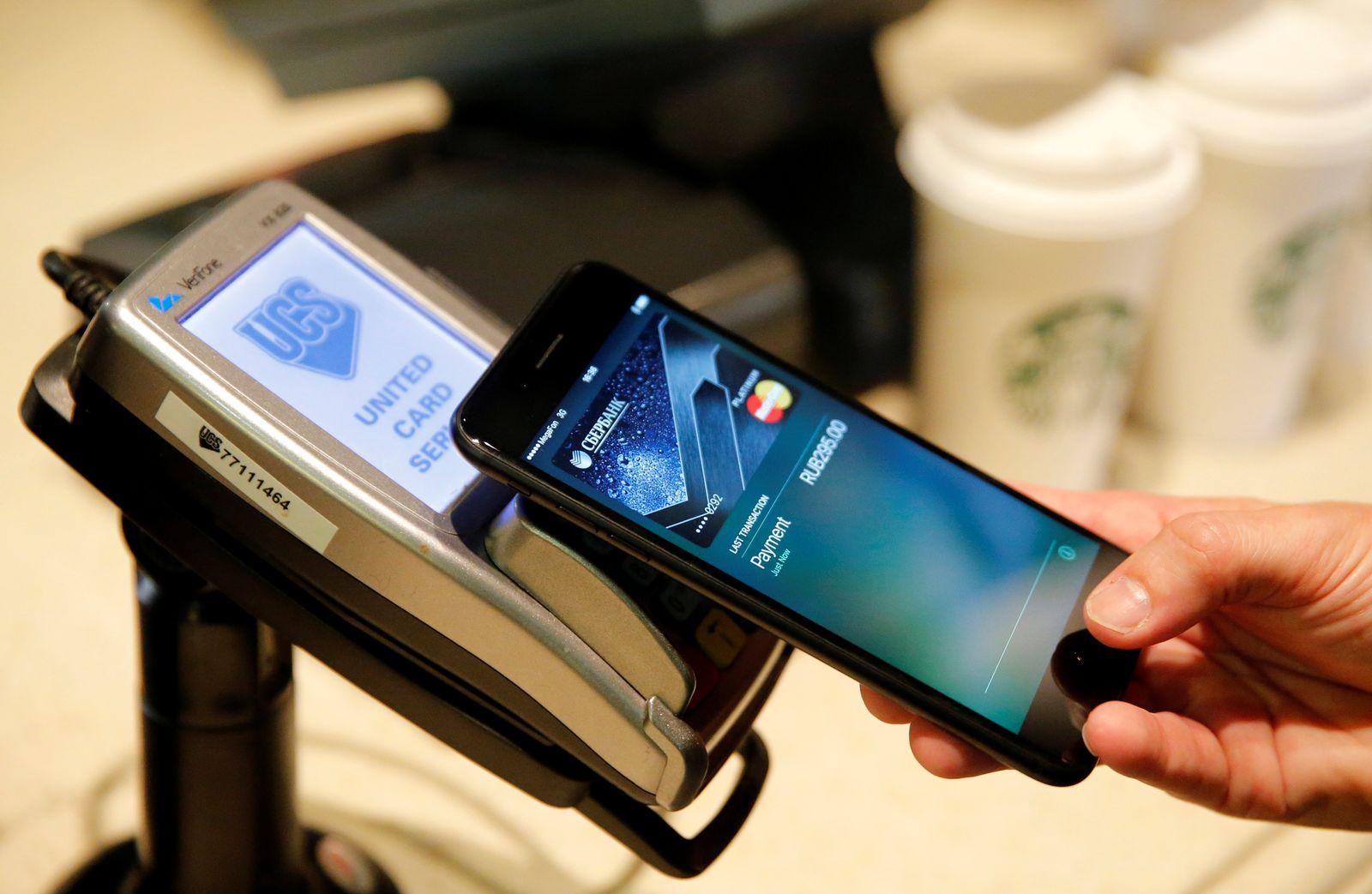 iPhone 7 / Bezahlen