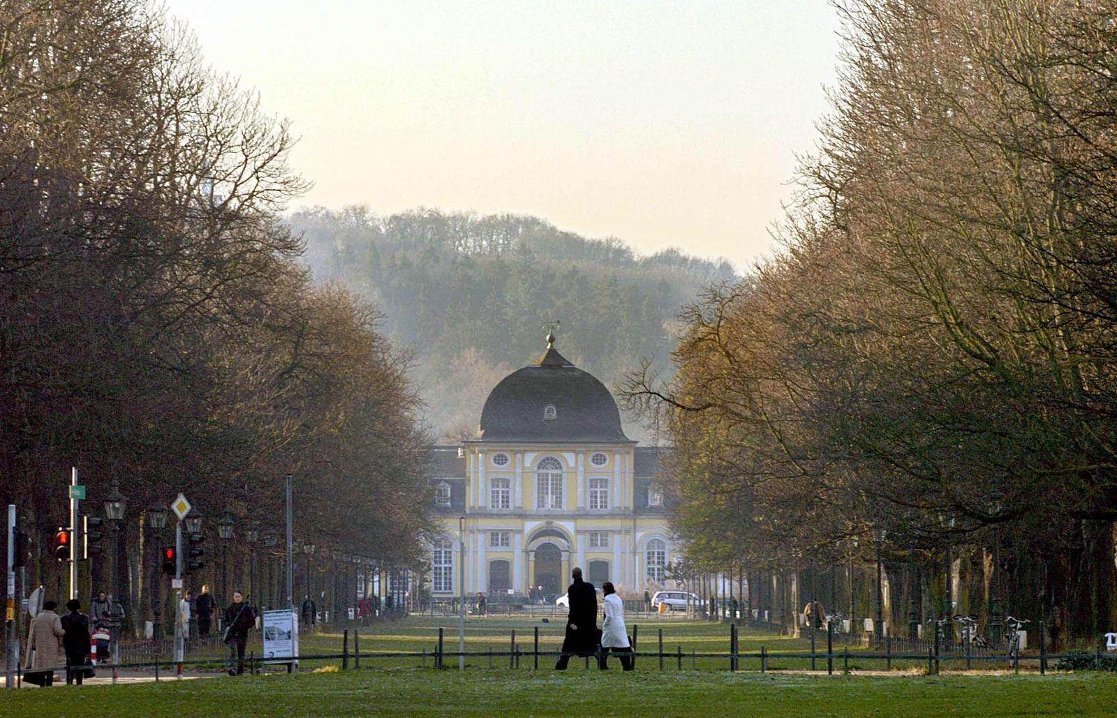 Städte-Ranking / Bonn