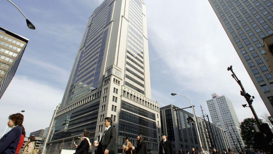 Nomura-Zentrale in Tokio: Auslandsexpansion unter keinem guten Stern