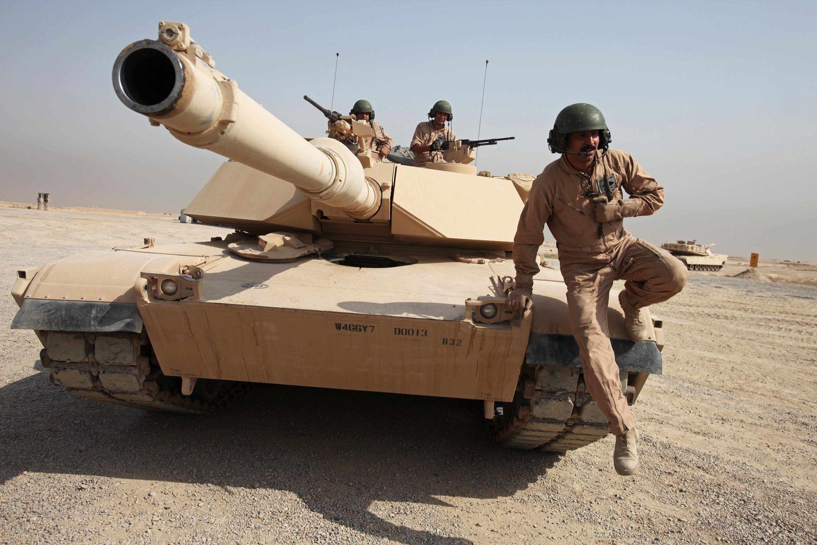 US-Panzer M1 Abrams